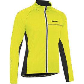 Gonso Diorit Softshell Active Jacke Herren safety yellow
